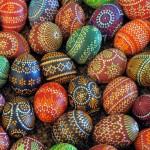 Sorbian Easter Egg Market