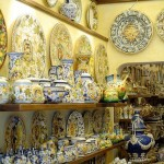 toskanos regiono keramika