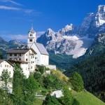 Italija Alpes
